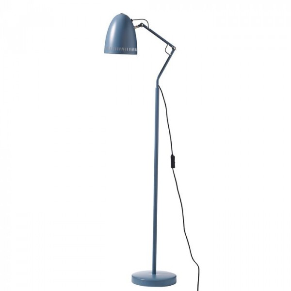 Superliving Golvlampa, Dynamo Mat, Smoke Blue