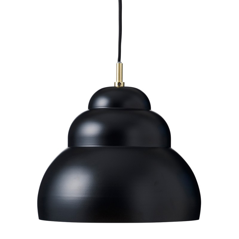 Superliving Taklampa Bubble Real Black