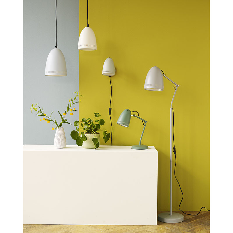 Superliving Golvlampa, Dynamo Mat, Misty Green